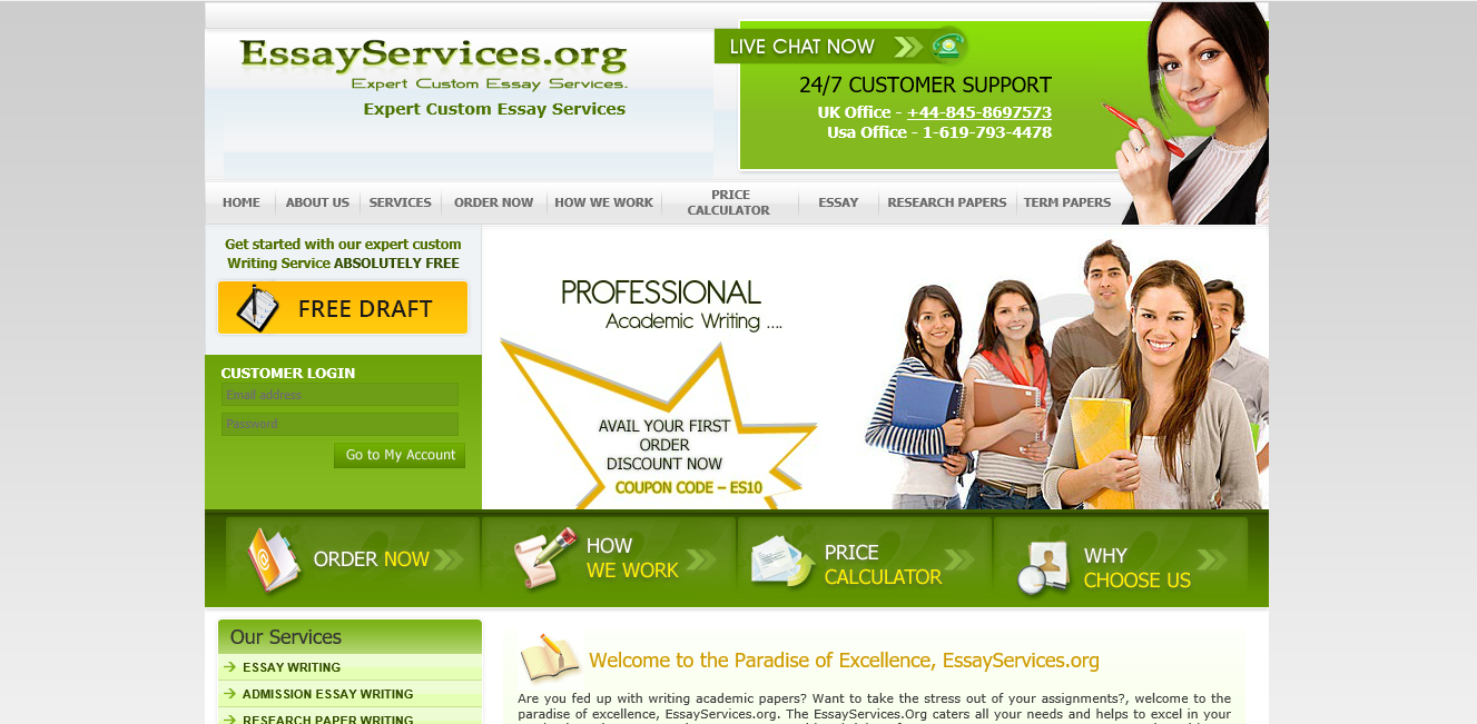 essayservices org review reviews of custom essay writers essayservices org review
