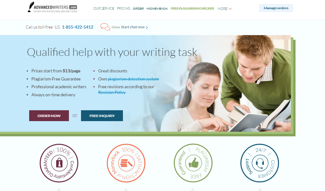 Best term paper writing service online