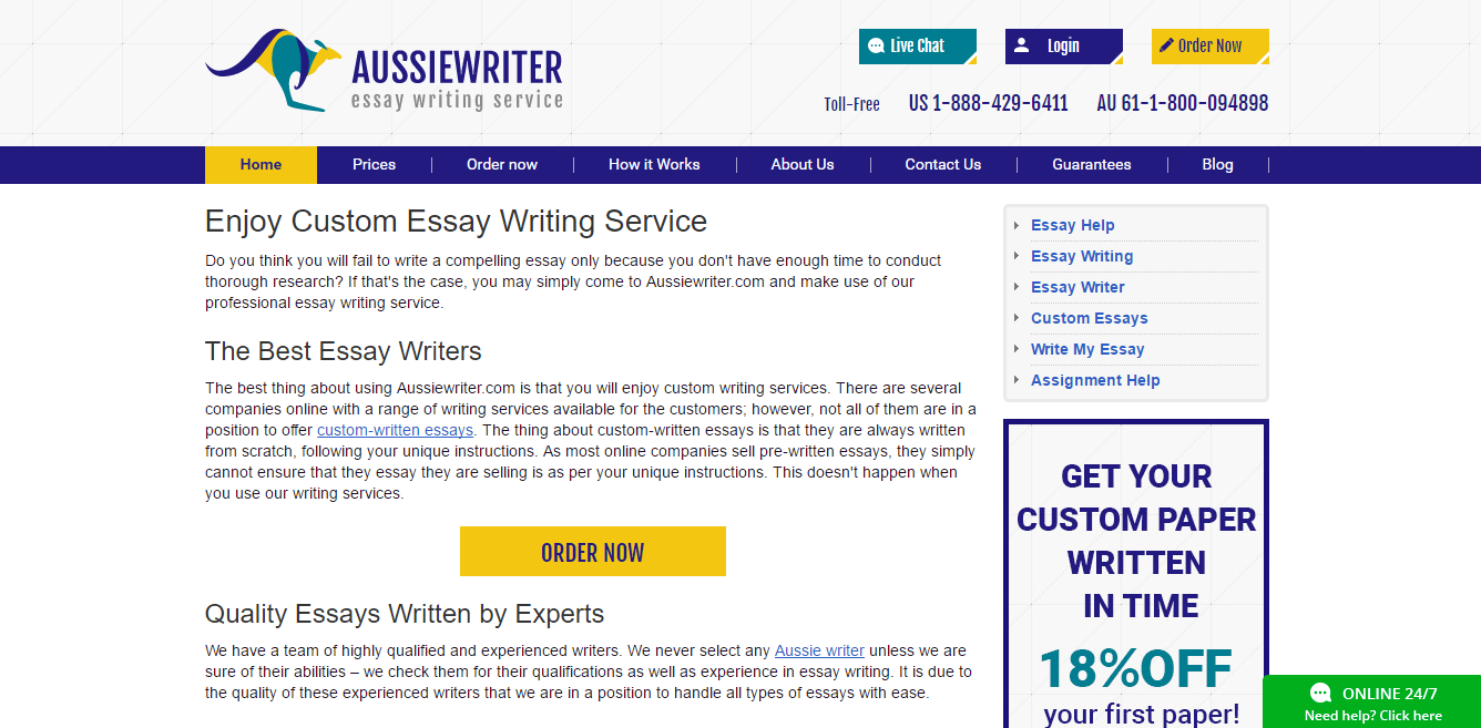aussiewriter com review reviews of custom essay writers aussiewriter com