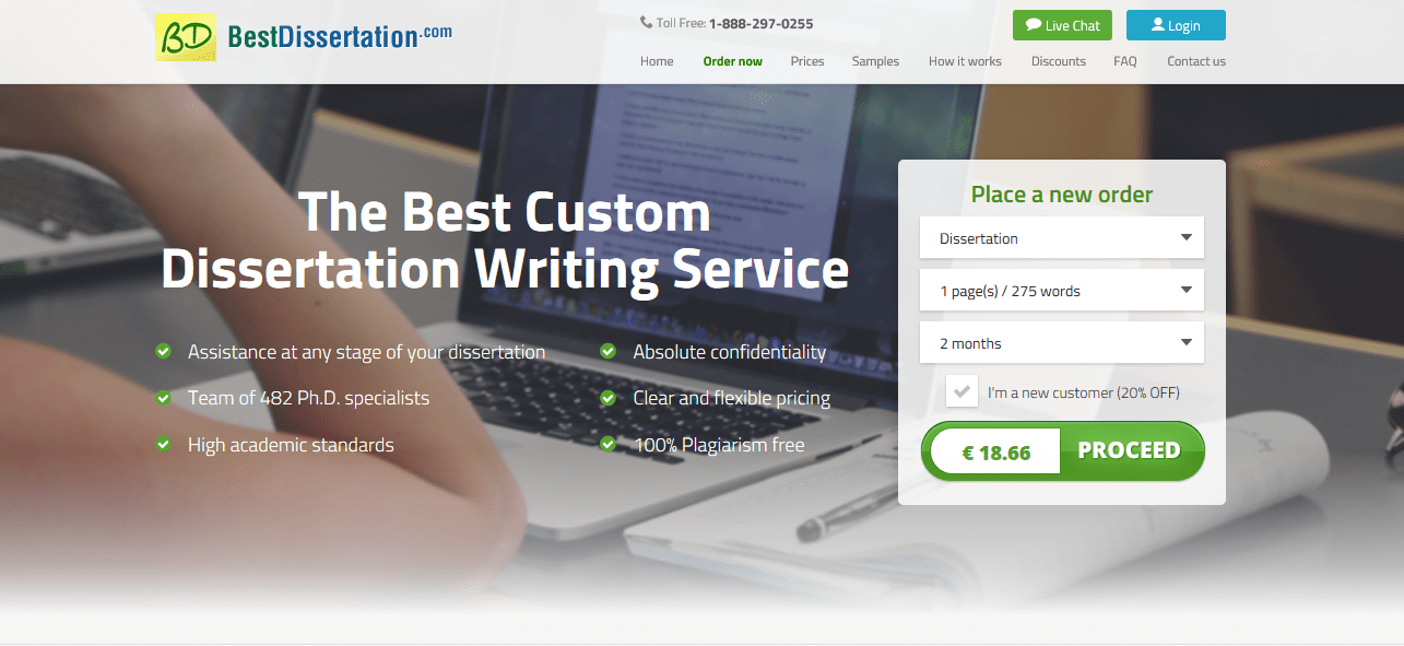 Best Dissertation Writing Services Review – A Graduate Student's Savior