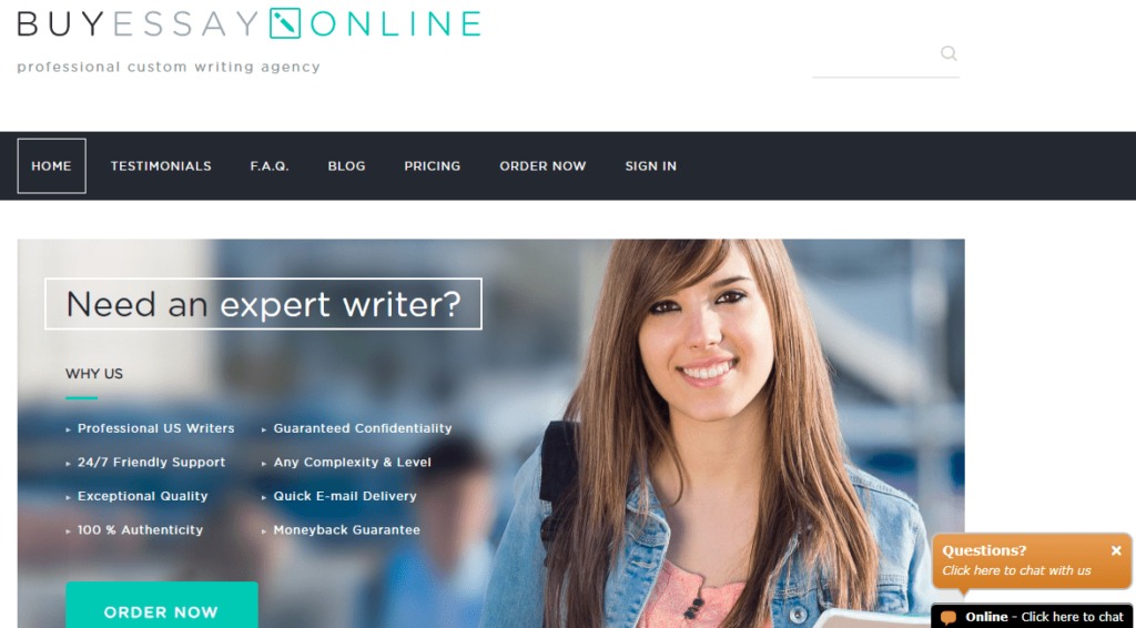 Buy essays online reviews