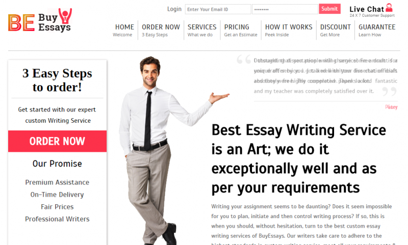 Buy essay writters