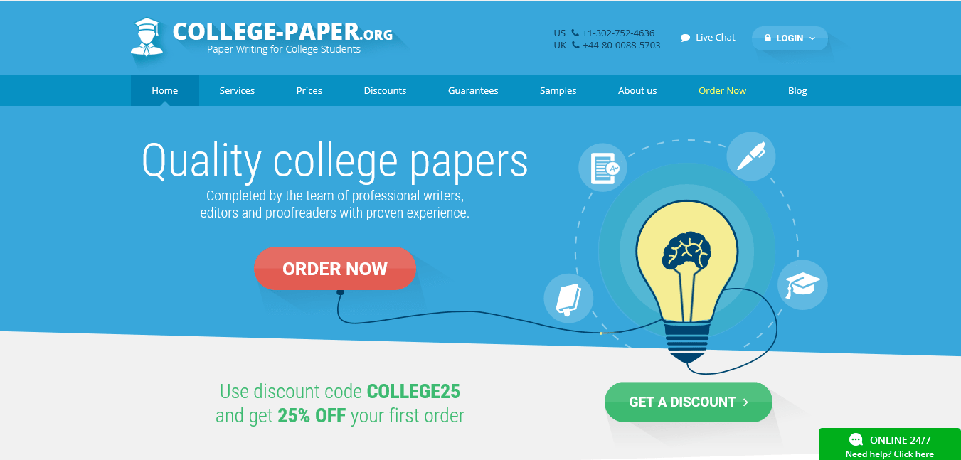 college paper writing services reviews