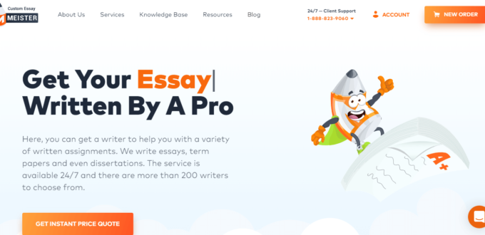 Custom essay meister good