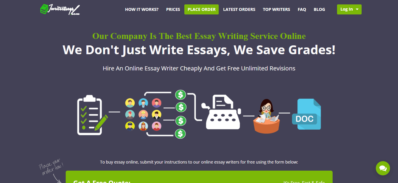 iwriteessayscom review  reviews of the best essay writing services i write essays review