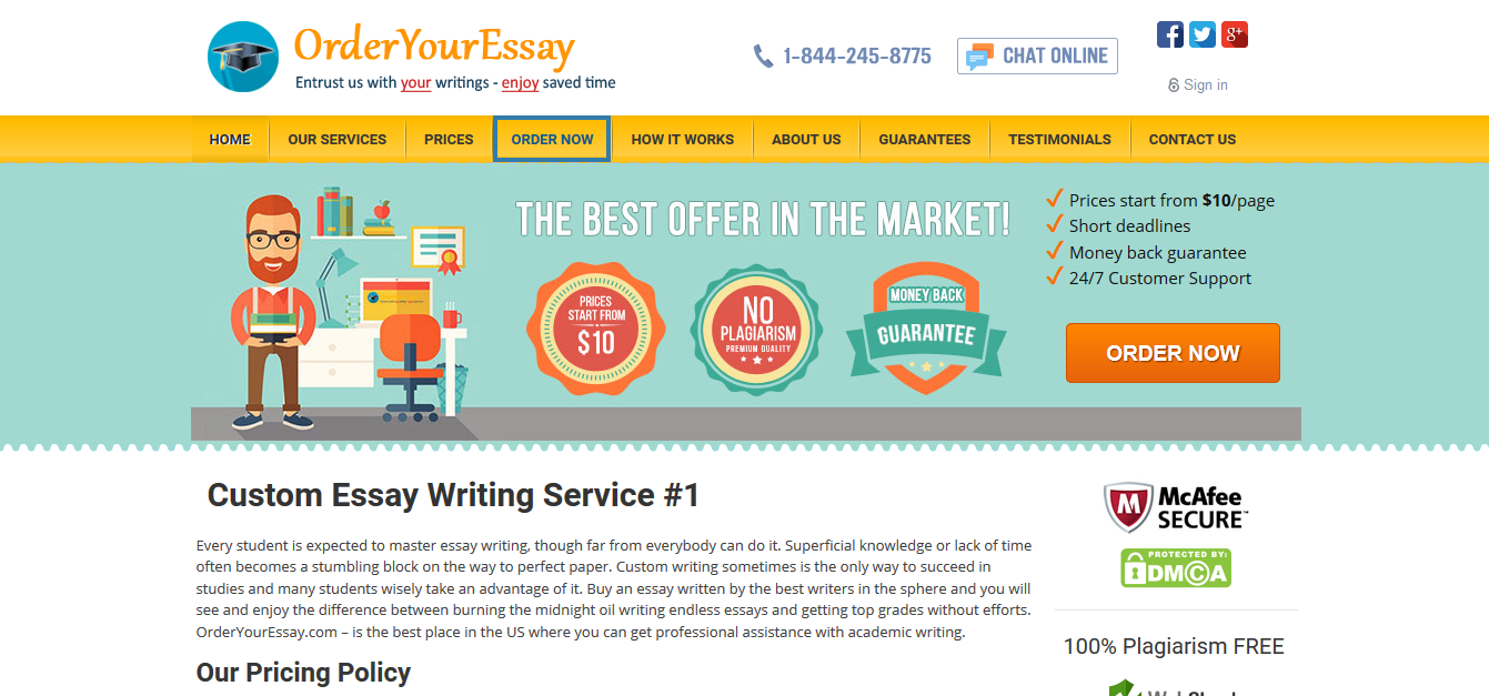 orderyouressay com review reviews of custom essay writers orderyouressay com