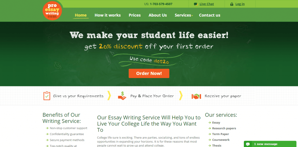 org the best essay writing services reviews  proessaywriting review