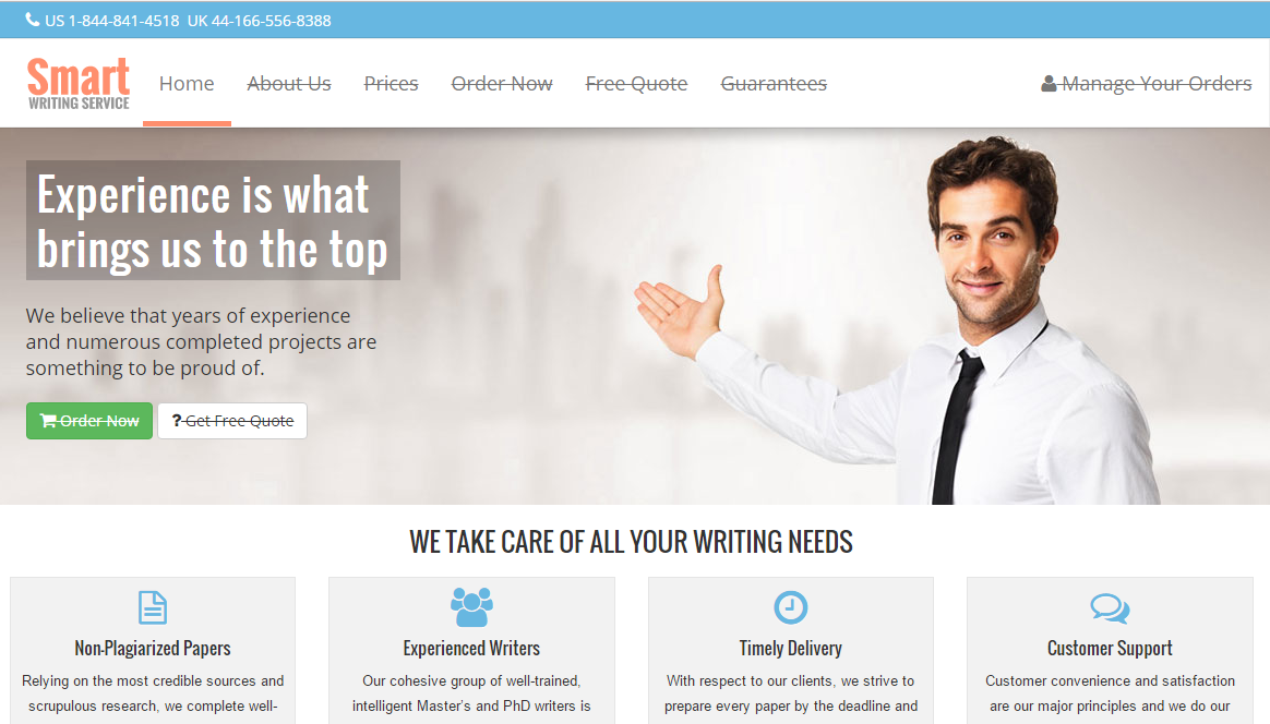 smartwritingservice com review reviews of custom essay writers writing services offered